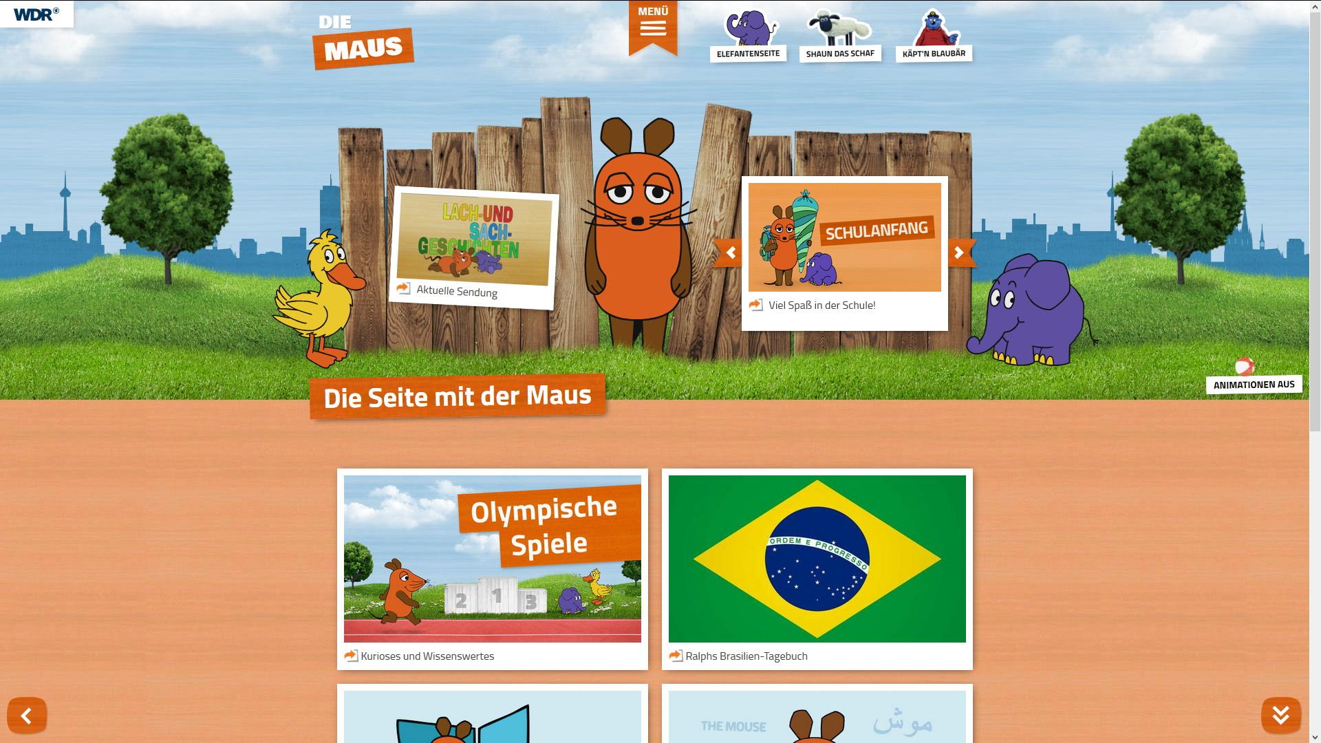 www.die-maus.de